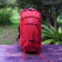 lost backpack whilst travelling
