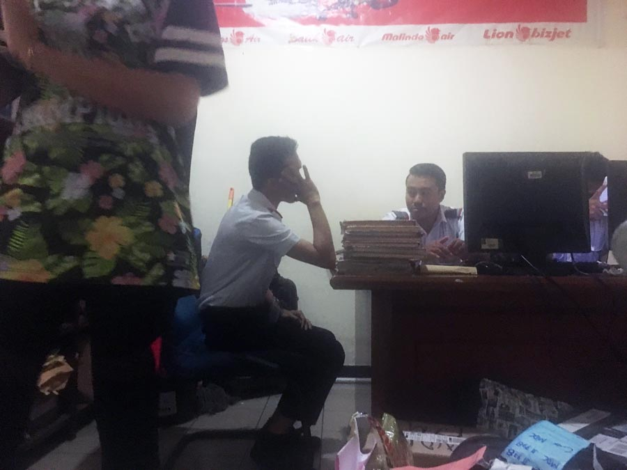 Lion Air customer service Manado