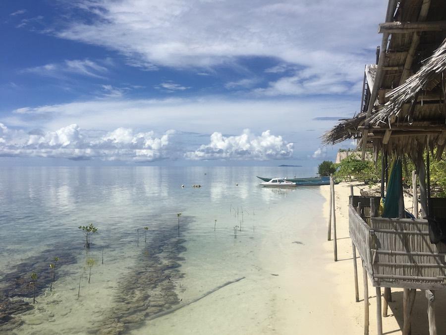 Kayafyof homestay Arborek Raja Ampat overwater bungalow
