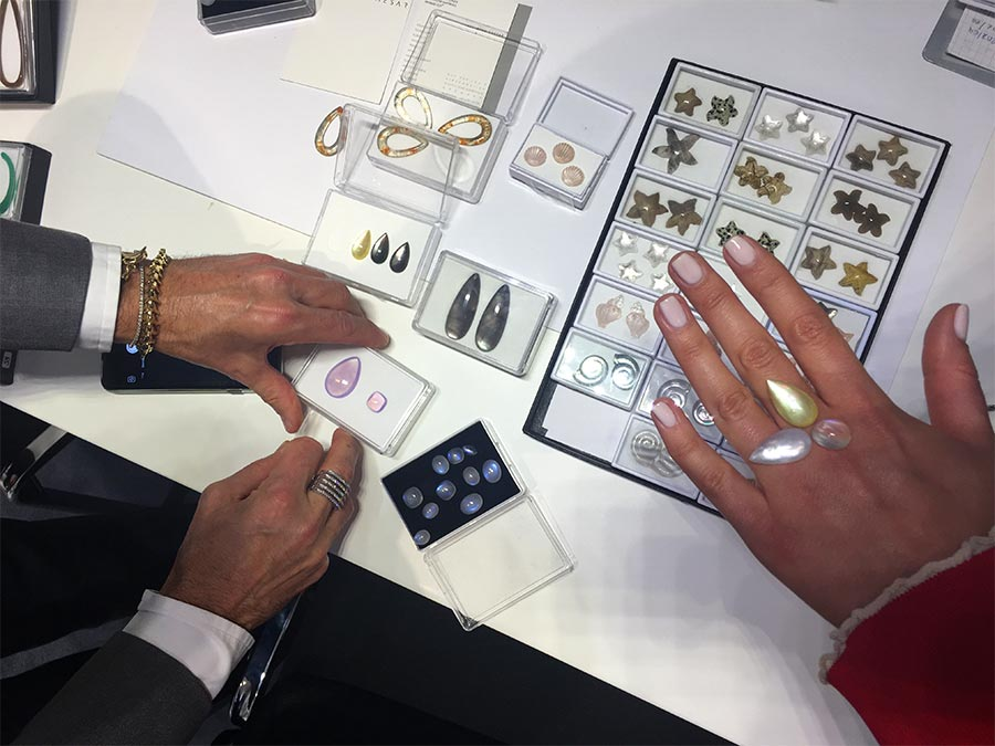 Baselworld Jewellery tradeshow gemstones buying