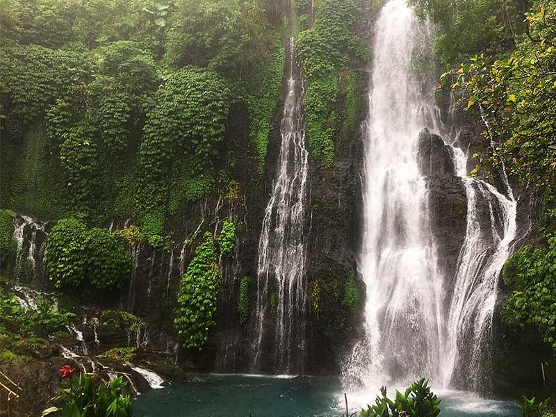 Munduk Banyumala Waterfall Bali
