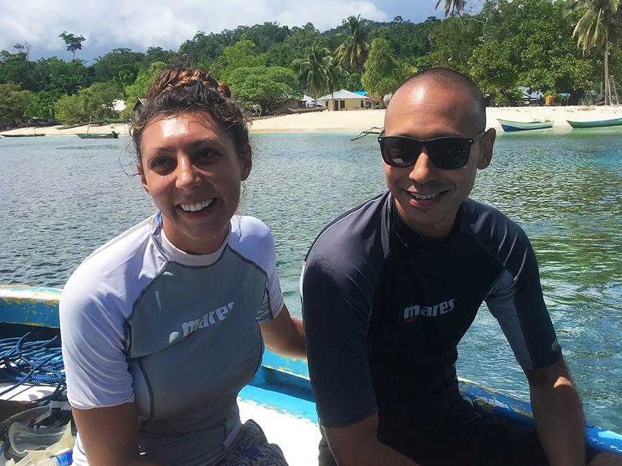 Sauwandarek Raja Ampat West Papua snorkel