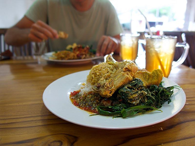Masakan Padang indonesian food Rumah Makan