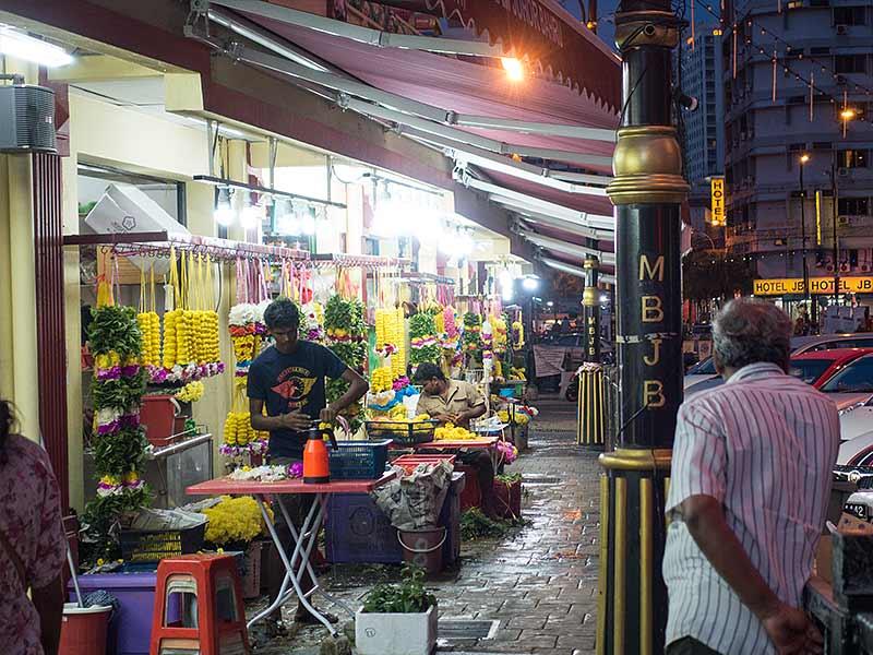Little India Johor Bahru Malaysia
