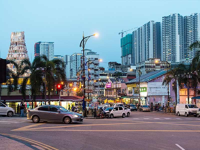 Johor Bahru Old Town
