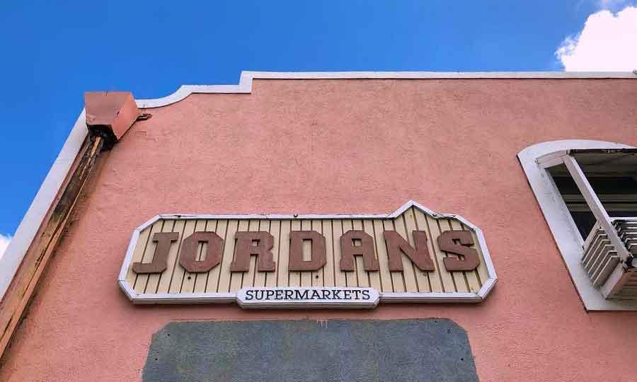 Jordans Supermarket Speightstown
